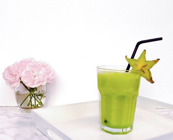 Detox Green Juice That Actually Taste Good