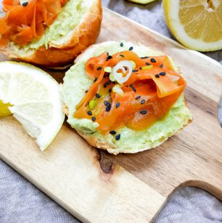 how to make raw vegan carrot lox