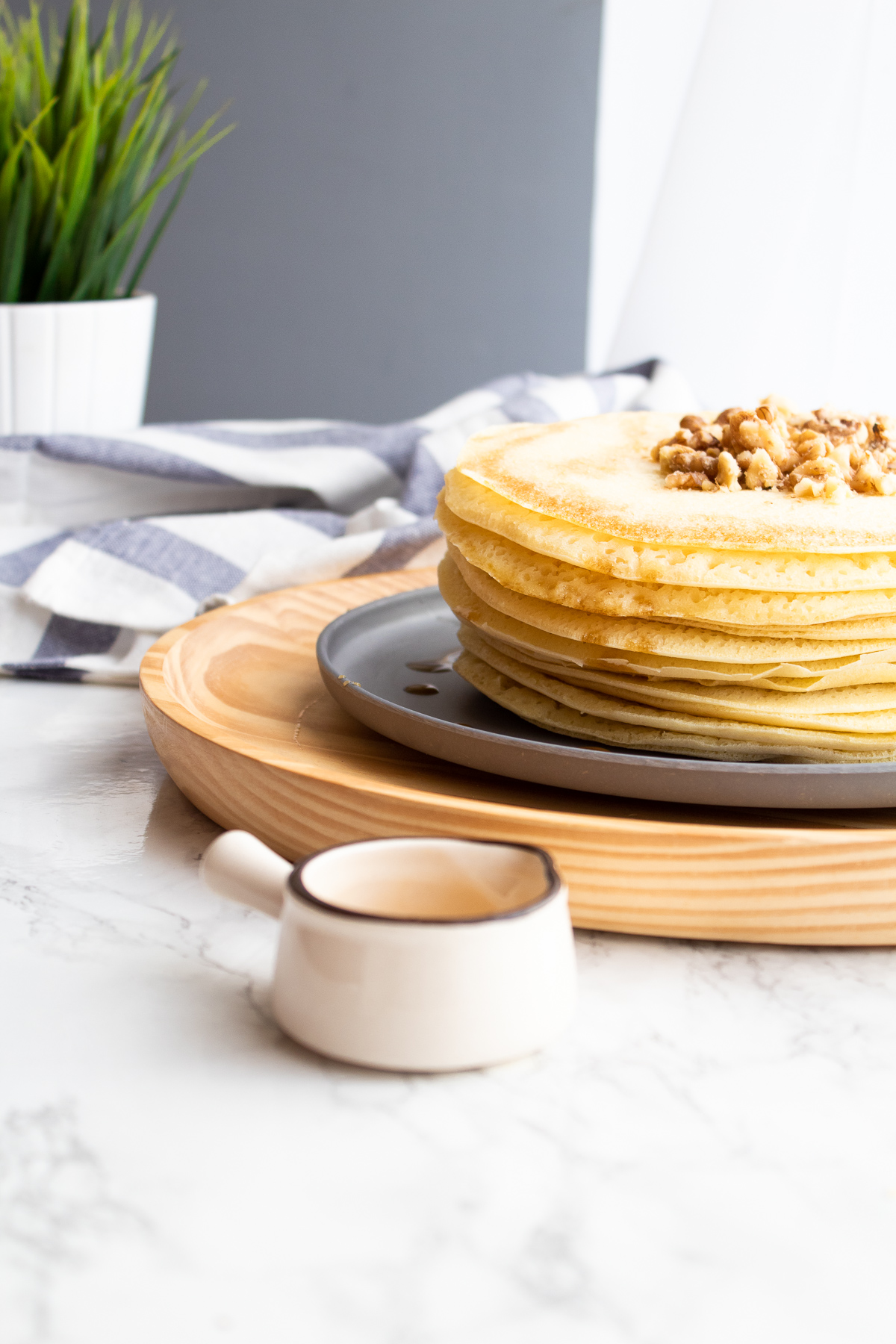 Moroccan Honeycomb pancake - Bghrir