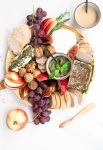 How to Make a Vegan Cheese Board - Step by Step