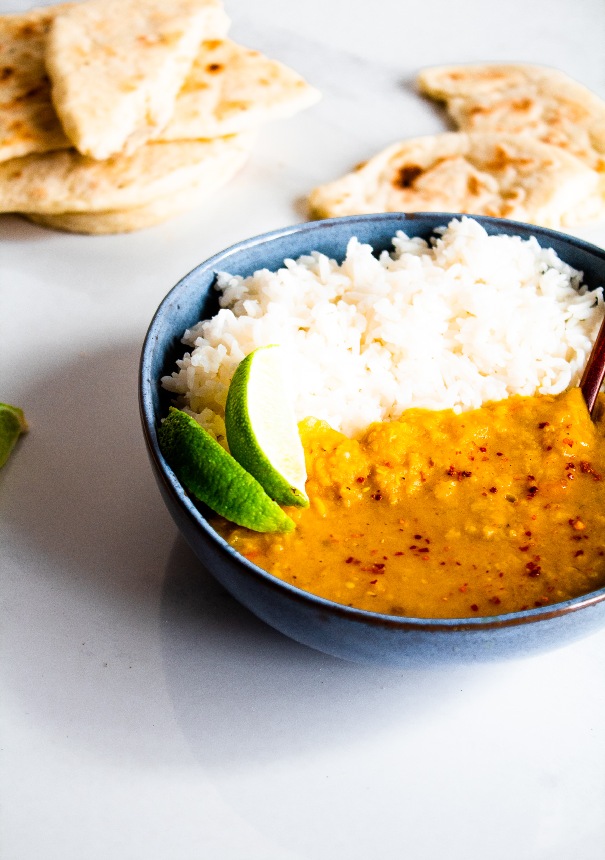 Easy One-Pot Dhal - Indian Inspired
