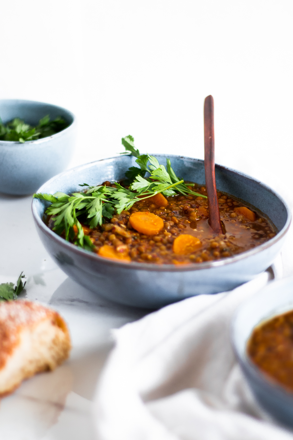 One-Pot Moroccan Lentil Soup