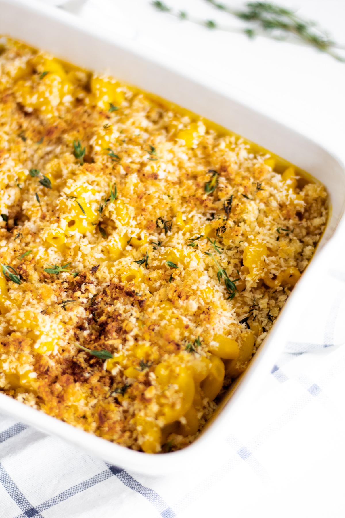 AMAZING Vegan Mac 'n' Cheese - No Nuts!