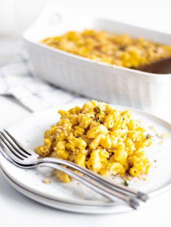 The Best Vegan Mac 'n' Cheese - No Nuts!