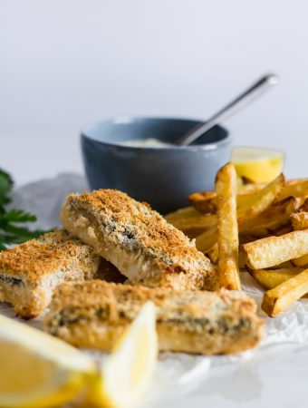 baked to fish & chips
