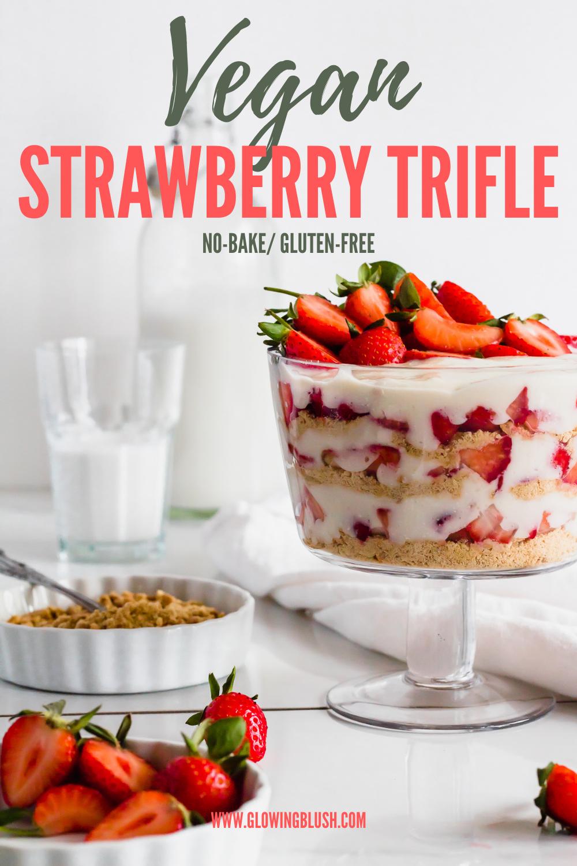 strawberry triffle