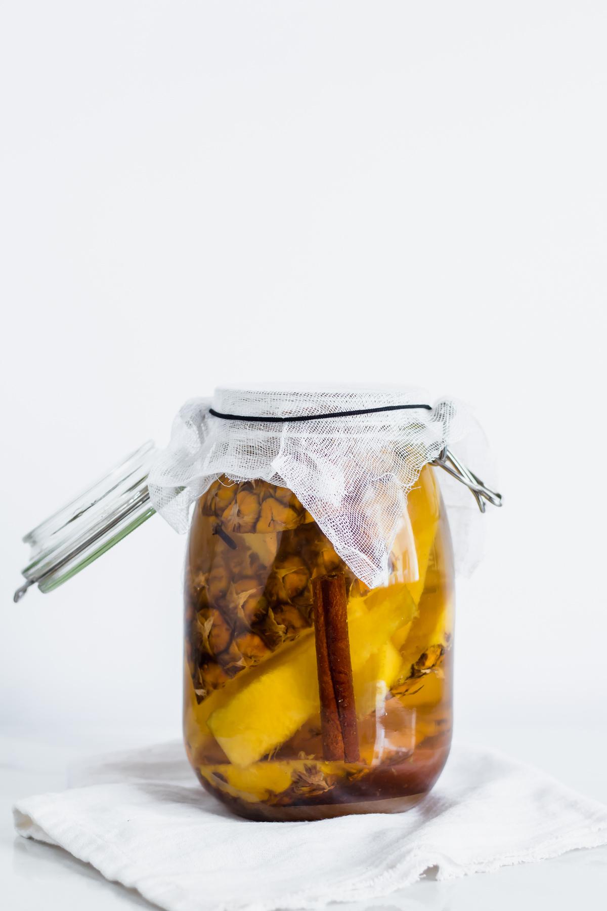 fermented pineapple soda